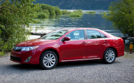Toyota 2013 Camry 24 Car Background