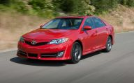 Toyota 2013 Camry 25 Widescreen Car Wallpaper
