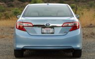 Toyota 2013 Camry 34 Cool Car Hd Wallpaper