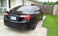 Toyota 2013 Camry 38 Cool Wallpaper