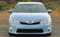 Toyota 2013 Camry 4 High Resolution Car Wallpaper