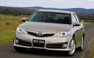 Toyota 2013 Camry 5 Free Hd Wallpaper