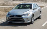 Toyota 2015 Camry 13 Car Desktop Wallpaper