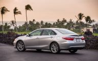 Toyota 2015 Camry 15 Free Car Wallpaper
