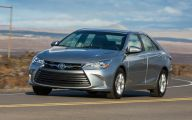 Toyota 2015 Camry 16 Background