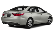 Toyota 2015 Camry 17 Background Wallpaper