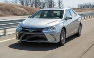 Toyota 2015 Camry 20 Car Background Wallpaper