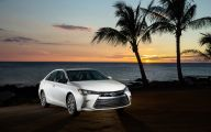 Toyota 2015 Camry 24 High Resolution Car Wallpaper