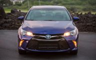 Toyota 2015 Camry 25 Car Desktop Background