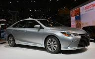 Toyota 2015 Camry 28 Car Desktop Wallpaper