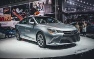 Toyota 2015 Camry 29 Widescreen Car Wallpaper
