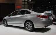 Toyota 2015 Camry 32 Car Background