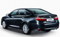 Toyota 2015 Camry 34 Car Background