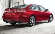 Toyota 2015 Camry 38 Widescreen Wallpaper