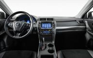 Toyota 2015 Camry 4 Car Background