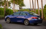 Toyota 2015 Camry 40 High Resolution Car Wallpaper