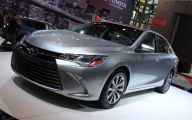 Toyota 2015 Camry 5 Cool Car Hd Wallpaper