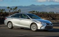 Toyota 2015 Camry 6 Cool Car Wallpaper