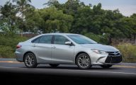 Toyota 2015 Camry 9 Cool Car Wallpaper