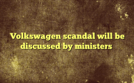 Volkswagen Scandal 31 Car Background