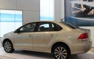 Volkswagen Vento 19 Desktop Background