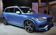 Volvo Xc90 20 Widescreen Wallpaper