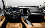 Volvo Xc90 35 Background Wallpaper