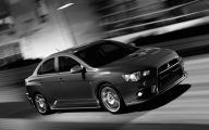 2015 Mitsubishi Car 20 Background Wallpaper