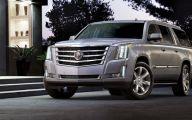 2016 Cadillac Escalade  1 Car Desktop Background