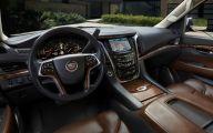 2016 Cadillac Escalade  25 Car Desktop Wallpaper