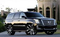2016 Cadillac Escalade  38 Desktop Background