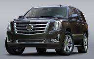 2016 Cadillac Escalade  8 Car Background