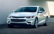 2016 Chevrolet Malibu 12 High Resolution Wallpaper
