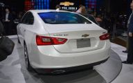 2016 Chevrolet Malibu 15 Cool Car Hd Wallpaper