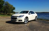 2016 Chevrolet Malibu 16 Desktop Wallpaper