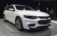 2016 Chevrolet Malibu 2 Free Wallpaper