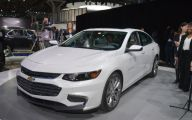 2016 Chevrolet Malibu 22 Cool Car Hd Wallpaper