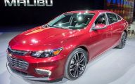 2016 Chevrolet Malibu 26 Cool Car Wallpaper
