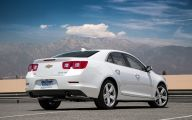2016 Chevrolet Malibu 8 Cool Hd Wallpaper