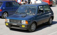 Innocenti Mini Mare 27 High Resolution Car Wallpaper