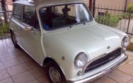Innocenti Mini Mare 32 Cool Car Wallpaper