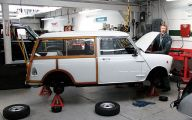 Innocenti Mini Mare 35 High Resolution Wallpaper