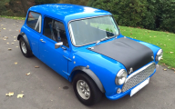 Innocenti Mini Mare 38 Free Hd Wallpaper