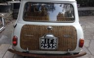 Innocenti Mini Mare 43 Free Car Wallpaper