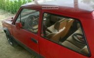 Innocenti Mini Mare 8 Widescreen Car Wallpaper