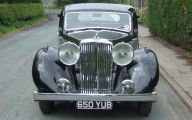 Jaguar Saloon 10 Widescreen Wallpaper