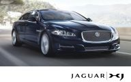 Jaguar Saloon 15 Car Background