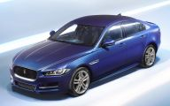 Jaguar Saloon 17 Car Desktop Wallpaper