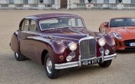 Jaguar Saloon 18 Widescreen Wallpaper