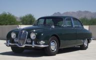 Jaguar Saloon 22 Hd Wallpaper